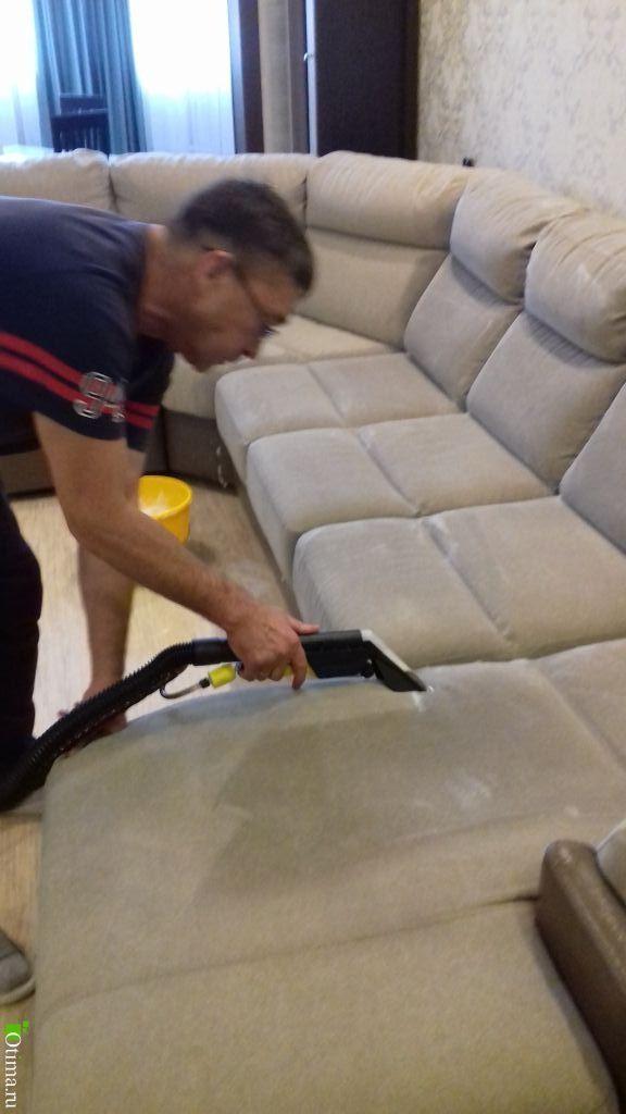Химчистка Мебели у вас дома (ковры, диваны и др).