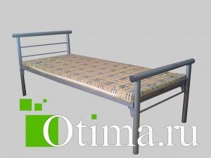 Армейские кровати металлические недорого
