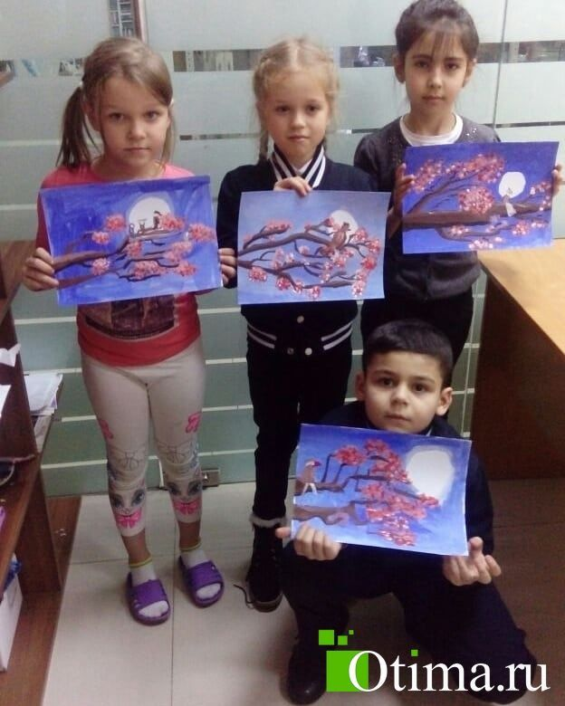 ИЗО и мир творчества для детей.