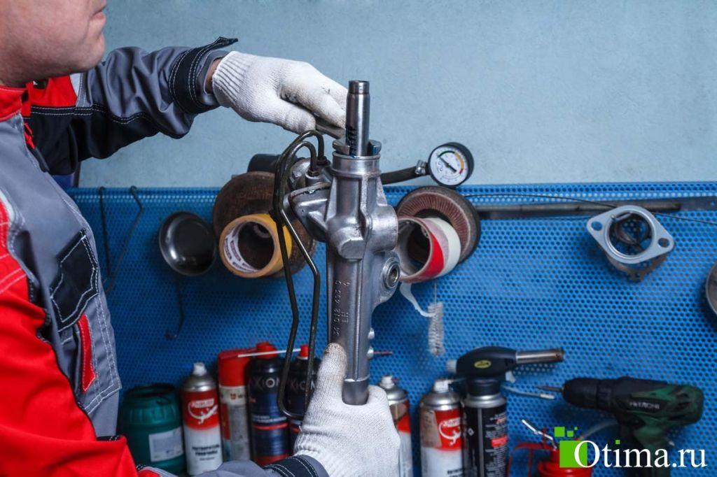 Ремонт рулевых реек в Сочи. ремонт рулевой рейки Сочи с гарантией
