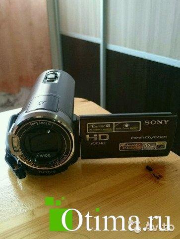 Видео камера sony HDR- CX350E