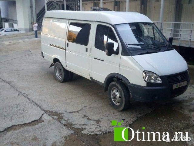 ГАЗ ГАЗель 2705 2.8МТ, 2014, микроавтобус